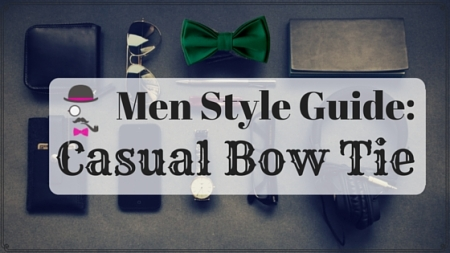 Men Style Guide-